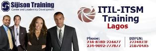 ITIL-ITSM-Training-Lagos2
