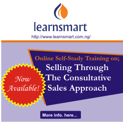 Learnsmart_Selling Through Consultative Slaes Approach