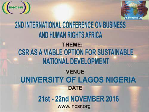 DBL INCSR Conference