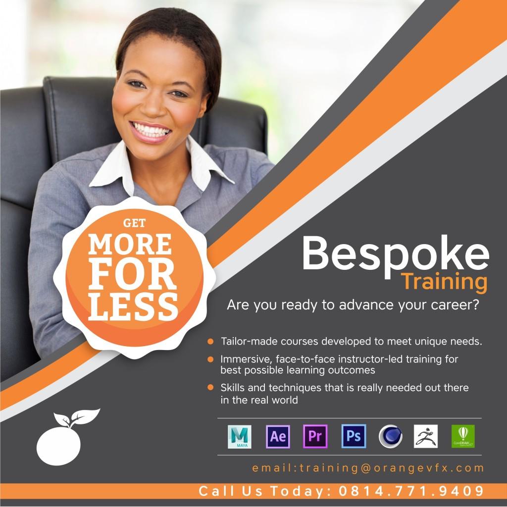 Orange Vfx Studios Nigeria Training Network
