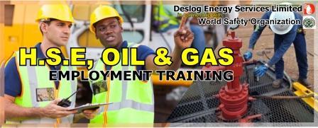 HSE, Oil & Gas WSO Training in nigeria